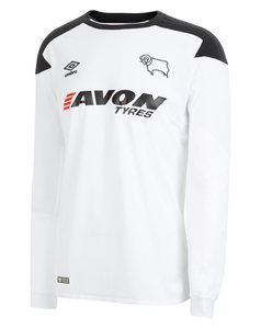 DERBY COUNTY 17/18 LS HOME SHIRT