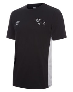 View the DERBY COUNTY 17/18 TRAINING CVC TEE from the Outlet collection