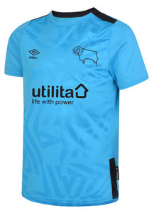 DERBY COUNTY 19/20 JUNIOR AWAY JERSEY