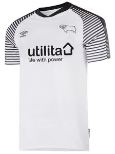 DERBY COUNTY JUNIOR 19/20 HOME JERSEY