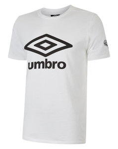 View the DERBY COUNTY LARGE LOGO COTTON TEE from the Club Shops collection