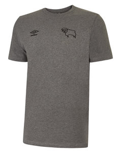 View the DERBY COUNTY LOGO COTTON TEE from the Clubs collection