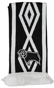 DERBY COUNTY TAPED SCARF