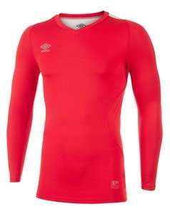 ELITE V NECK BASELAYER LS