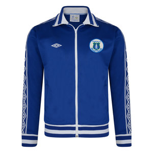View the EVERTON 1980 TRACK JACKET from the Collections collection