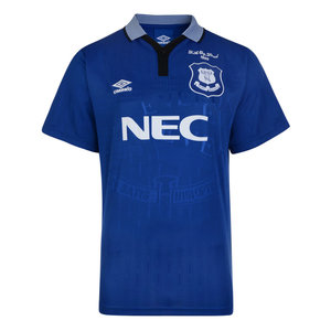 EVERTON 1995 FA CUP FINAL SHRT