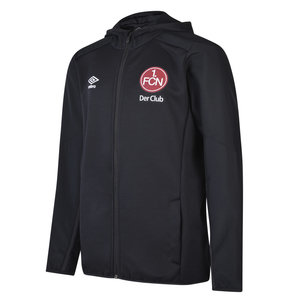 FCN 19/20 JUNIOR HOODED JACKET