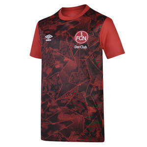 FCN 19/20 JUNIOR WARM UP JERSEY
