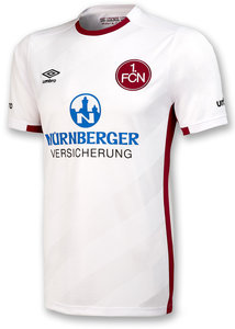 1. FCN 16/17 JUNIOR AWAY SHIRT