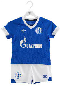 View the Kid's FC SCHALKE 04 18/19 INFANT HOME KIT from the kid's  collection