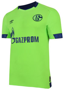 View the Kid's FC SCHALKE 04 18/19 JUNIOR THIRD JERSEY from the kid's  collection
