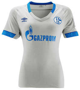 View the FC SCHALKE 04 18/19 WOMENS AWAY JERSEY from the Sale collection