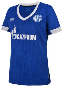 View the FC SCHALKE 04 18/19 WOMENS HOME JERSEY from the Sale collection