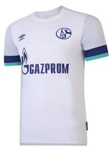 FC SCHALKE 04 19/20 JUNIOR AWAY JERSEY