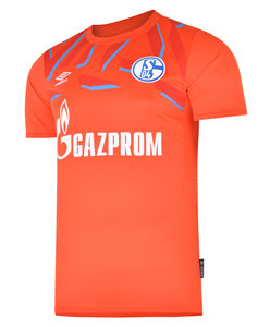 FC SCHALKE 04 19/20 JUNIOR GK HOME JERSEY