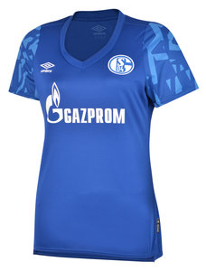 View the FC SCHALKE 04 19/20 WOMENS HOME JERSEY from the  collection