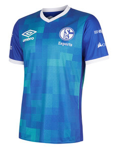 View the Kid's FC SCHALKE 04 ESPORTS JUNIOR JERSEY from the kid's  collection