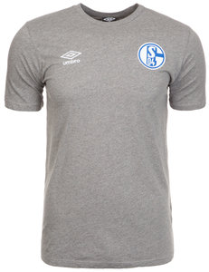 FC SCHALKE 04 JUNIOR CREW NECK TEE