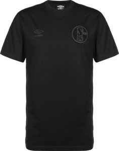 FC SCHALKE 04 STEALTH TAPED CREW TEE