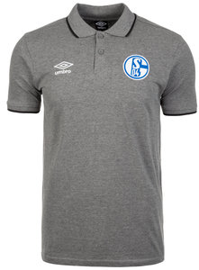 View the FC SCHALKE 04 TIPPED POLO from the  collection