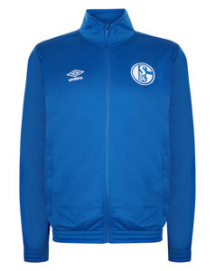 View the FC SCHALKE 04 TRICOT JACKET from the Club Shops collection
