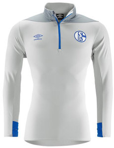 View the FC SCHALKE 18/19 HALF ZIP TOP from the Clubs collection
