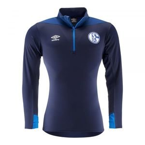 View the FC SCHALKE 18/19 JUNIOR HALF ZIP TOP from the  collection