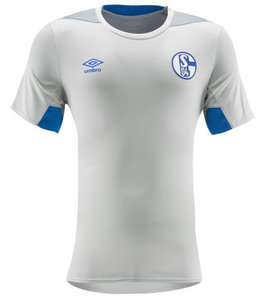 View the Kid's FC SCHALKE 18/19 JUNIOR TRAINING JERSEY from the kid's  collection