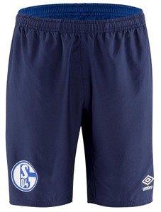 View the Kid's FC SCHALKE 18/19 JUNIOR WOVEN SHORT from the kid's  collection