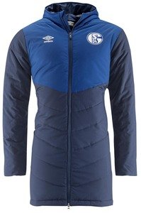 View the FC SCHALKE 18/19 PADDED JACKET from the  collection