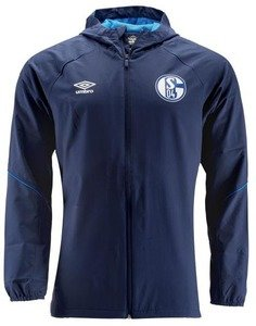 View the FC SCHALKE 18/19 SHOWER JACKET from the Club Shops collection