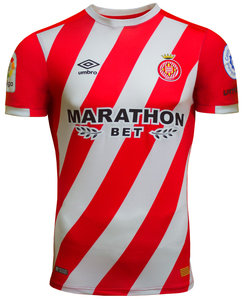 GIRONA FC JUNIOR HOME JERSEY