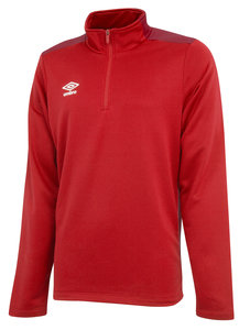 HALF ZIP TOP JUNIOR