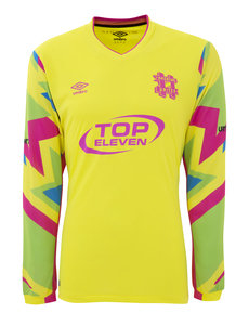 View the HASHTAG UNITED JUNIOR GK SHIRT from the Clubs collection