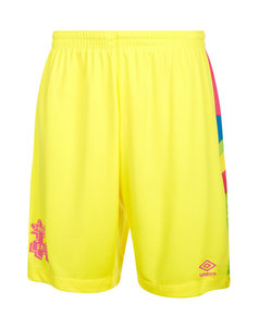 HASHTAG UNITED JUNIOR GK SHORTS