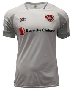 HEARTS FC 18/19 AWAY JERSEY