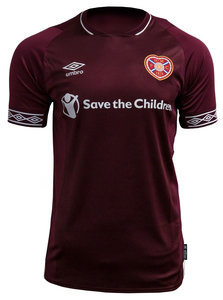 View the HEARTS FC 18/19 HOME JERSEY from the Clubs collection