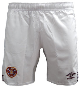 HEARTS FC 18/19 HOME SHORT