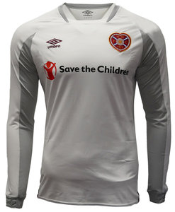 View the HEARTS FC 18/19 LS AWAY JERSEY from the Clubs collection