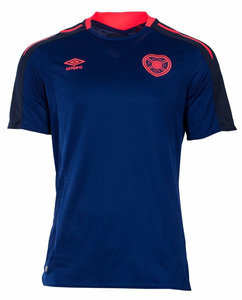 View the HEARTS FC 18/19 JUNIOR THIRD JERSEY from the Clubs collection