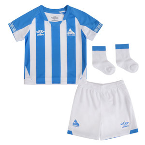 View the Kid's HUDDERSFIELD TOWN 18/19 HOME BABY KIT from the kid's  collection