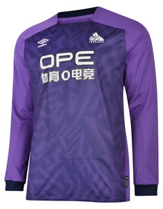 View the HUDDERSFIELD TOWN 18/19 HOME GOALKEEPER JERSEY  from the Huddersfield Town collection