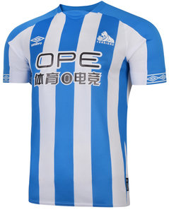 View the HUDDERSFIELD TOWN 18/19 HOME JERSEY  from the Collections collection