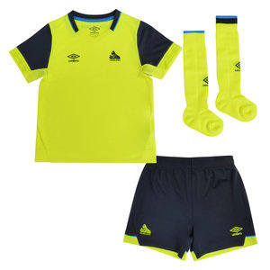 View the Kid's HUDDERSFIELD TOWN 18/19 THIRD INFANT KIT from the kid's  collection