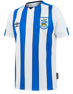HUDDERSFIELD TOWN 19/20 JUNIOR HOME JERSEY