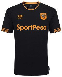 View the HULL CITY 18/19 AWAY SHIRT from the Clubs collection