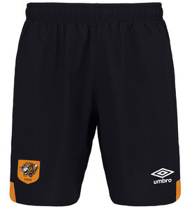 HULL CITY 18/19 JUNIOR HOME SHORT