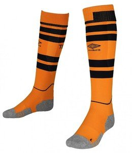 View the HULL CITY 18/19 JUNIOR HOME SOCK from the  collection