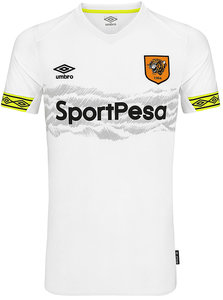 View the HULL CITY 18/19 THIRD SHIRT from the Club Shops collection