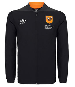 HULL CITY 18/19 TIGERS WOVEN JACKET
